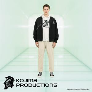 意外と知らないコラボ!?GU×小島秀夫率いるコジマプロダクションのアイテムが発売予定【ファッションニュース】