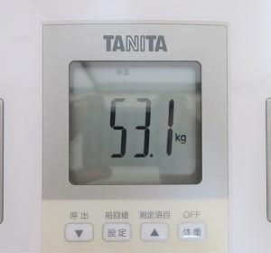 7/22 【53.1kg】