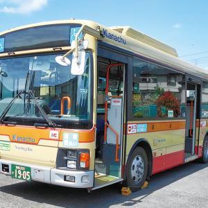 神奈中バス  攻めてます