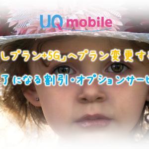 「くりこしプラン+5G」へプラン変更することで終了になる割引・オプションサービス