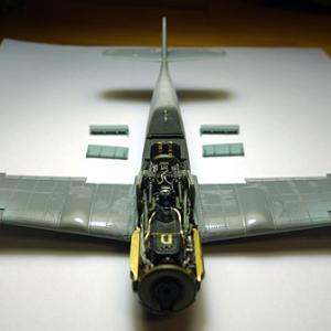 主翼の角度