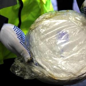 「約3000億円相当」3トンもの大量のヘロインが押収される、タリバンの収入源との見方も