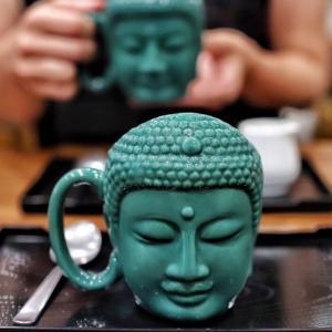 奈良に来たなら!大仏様とコーヒータイム!【落語喫茶 古古粋亭】