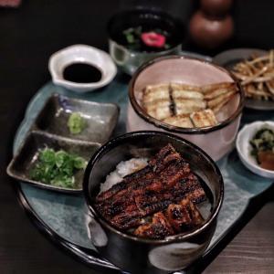 蒲焼きも白焼きも!二色の鰻丼食べ比べランチ!【うなぎ居酒屋大翔】