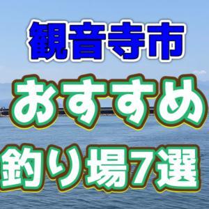【香川県】観音寺市のオススメ釣りポイント7選!