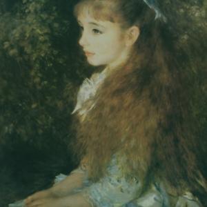ピエール=オーギュスト・ルノワールの画家としての人生と作品。Pierre-Auguste Renoir's life and work as a painter.