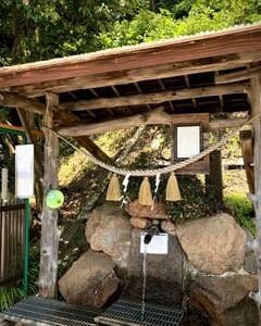 ★第2弾、石川県名水めぐり「滝の谷霊水」 自然のめぐみをいただいて、大切さを実感