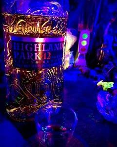 ★最も寒い場所で造られたウイスキーは 独特で芳醇、ハイランドパーク 12年 ヴァイキング・オナー
