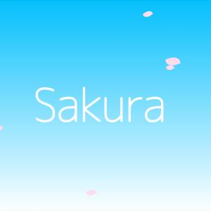 [CSS] 桜の花びらが散るアニメーション