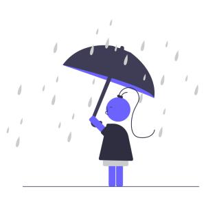 【CSS】水滴が落ちて波紋が広がるアニメーション