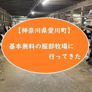 【神奈川県愛川町】基本無料の服部牧場に行ってきた
