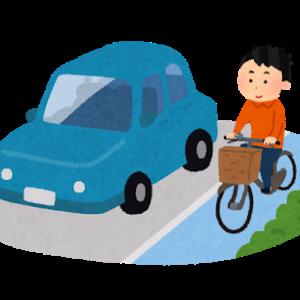 """【千葉】「見たことない光景でびっくり」 自転車が""""国道真ん中""""を悠々と走行"""