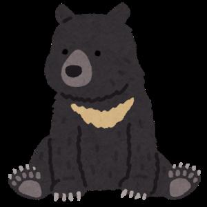 【山形】登校中 あいさつしたら…クマだった