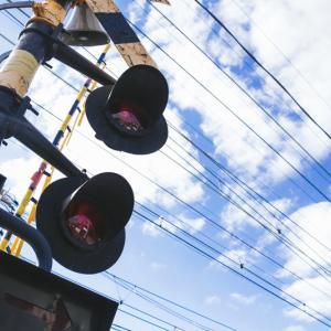 【茨城】電車が来る直前の踏切で強引追い抜かし 遮断機をすり抜け突っ込む・水戸