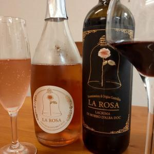 薔薇のアロマのする世界一ロマンティックなワイン