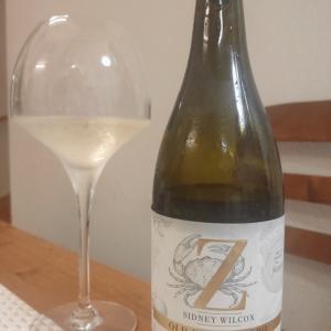 今夜のワインはマスカット・オブ・アレキサンドリア