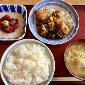 長野インターすぐ!まつしろ食堂でセルフ昼食!