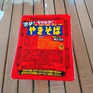 【無印良品カンパーニャ嬬恋キャンプ場②】昼食は焼きそば。テンマクTCウイングタープかっこいい!