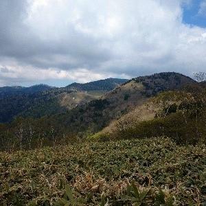 【野反湖にて登山、ソロキャンプ③】三壁山~高沢山~エビ山への縦走。無事生還できたのか?の巻