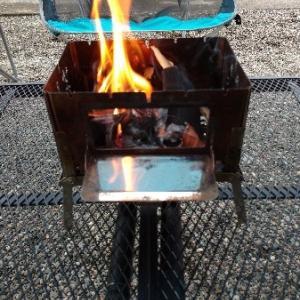 【キャンプギア焚火台】所有焚火台のメリット、デメリット。