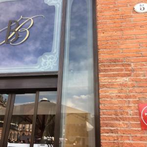 【Le Bibent】庶民にはミシュラン掲載店の味のわからない?【フランス・トゥールーズ】