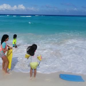 週末カリブ海と歯抜けの次女(YouTube Vlog#020)