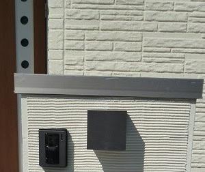 Room5:カッティングシートの活用例を紹介。家のポストをオシャレデザインに!