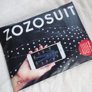 初代計測系!ZOZOSUIT(配布は終了してます)