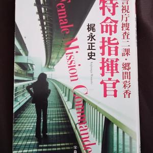 「警視庁捜査二課・郷間綾香 特命指揮官」読了