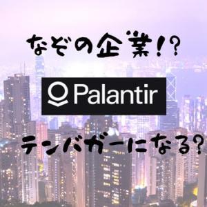 パランティアテクノロジーズPalantir(PLTR)の将来性を分析する