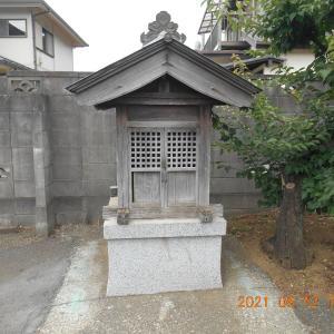 天神社(下閏戸・養牛寺内)