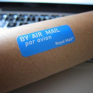 電子化EMSで国際小包を送ってみました。(備忘録)