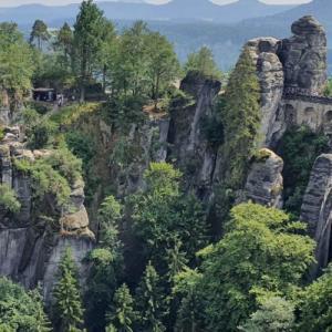 ドイツの秘境【ザクセンスイス国立公園】絶景です!