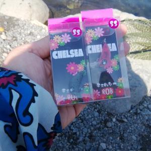 おバ×パンダ🐼  ロブルアーのチェルシー沢山釣れました