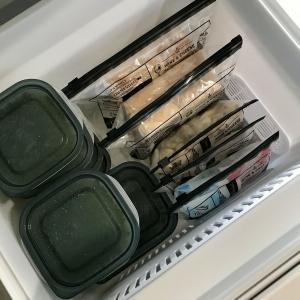 【冷蔵庫収納】冷凍室の収納とお気に入りの100均グッズ。