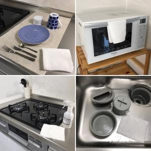 【洗って使えるペーパータオル】わが家の使い方&お掃除ルーティン。