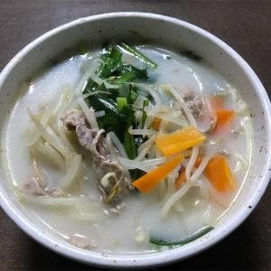 市販スープ必要なし!1から超簡単に作れるお手軽ちゃんぽん♪