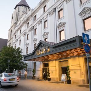 立地が最高! Hilton Budapest hotel (ヒルトンブダペスト)