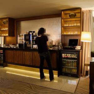 ヒルトンブダペストのExecutive Loungeは結構使える