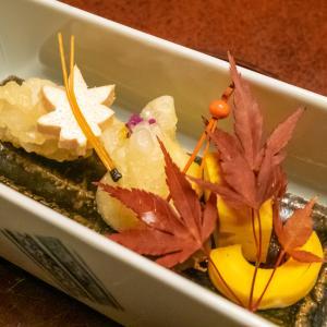岩惣:季節の会席ディナー