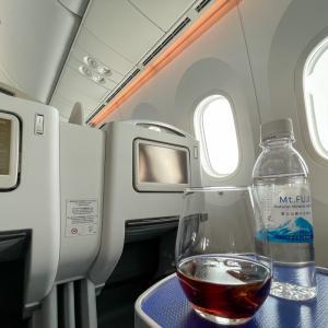 ANA(全日空) NH241便 (羽田 → 福岡) プレミアムクラス搭乗記