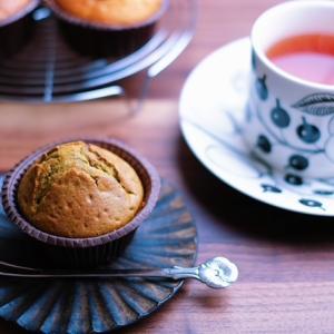 抹茶を消費するキャンペーンでまたもや抹茶マフィン