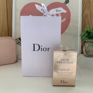 Dior化粧品リキットファンデーション購入