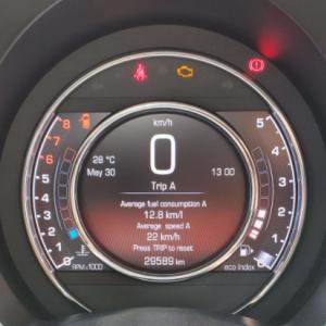 ABARTH595 COMPETIZIONE 燃費はどれくらい?