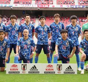 U-24日本代表、東京五輪に臨むメンバー18名を発表。久保、堂安、冨安らに強力オーバーエイジ陣で金メダルへ
