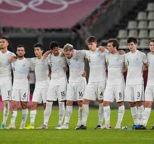 【画像あり】サッカー五輪U-24ニュージーランド代表、ロッカールームに残したメッセージが話題に