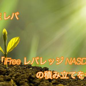 ツミレバ 「iFree レバレッジ NASDAQ100」の積み立てを考える
