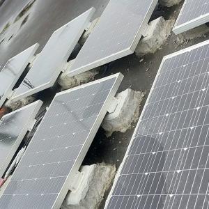 太陽光発電と蓄電池!節約出来た電気代 ソーラーパネルと蓄電池でエアコン稼働