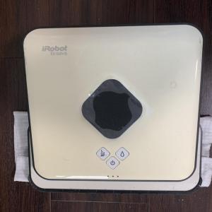 床拭きロボット(ブラーバ)の電池交換をしてみた