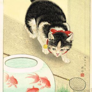 明日から開催!「招き猫亭コレクション 夏-猫ビヨリ」展@藤沢市アートスペース